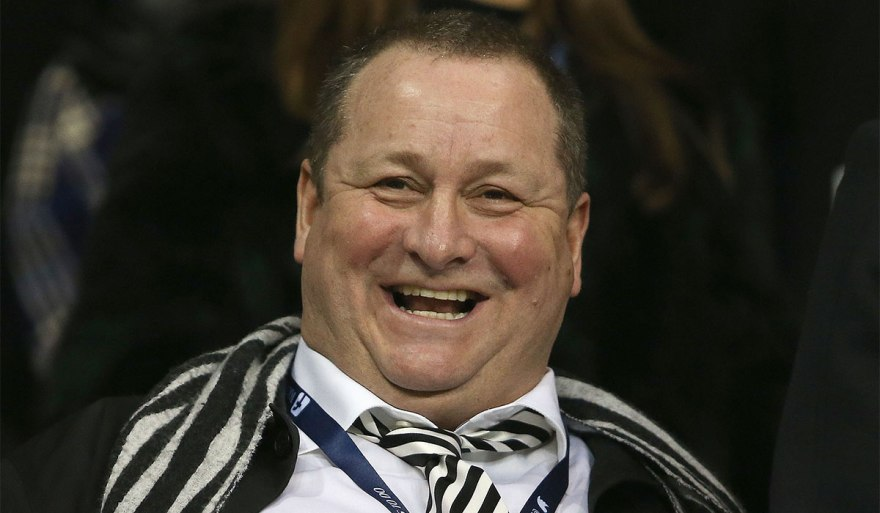 """Mike Ashley states Newcastle """"still for sale"""""""