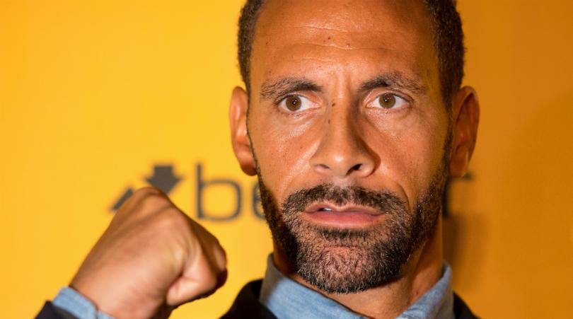 Rio Ferdinand: Boxing licence refused